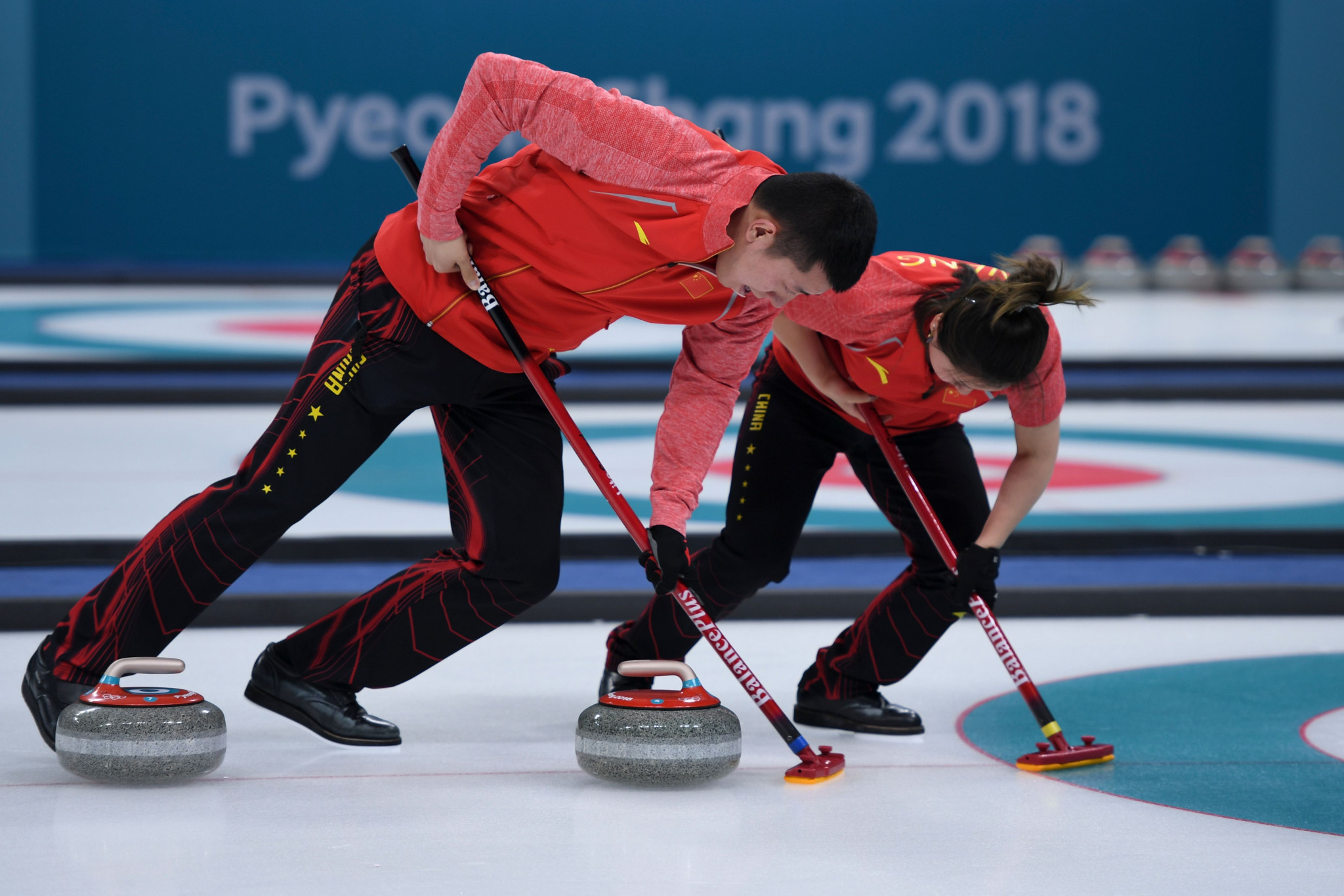 China has expanded its national curling squad in preparation for their home Beijing 2022 Winter Olympics ©Getty Images