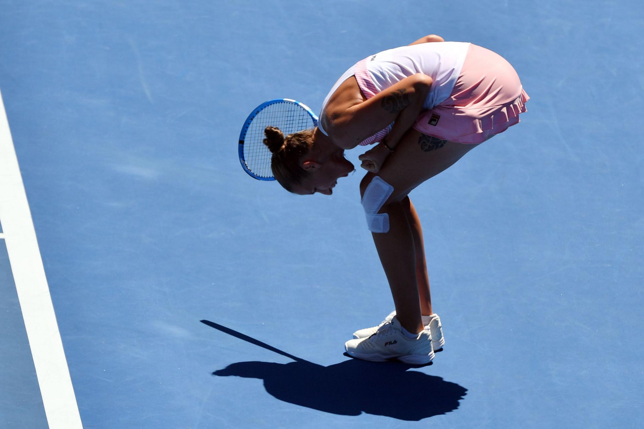 Plíšková reaches semi-finals with comeback win over Williams at Australian Open