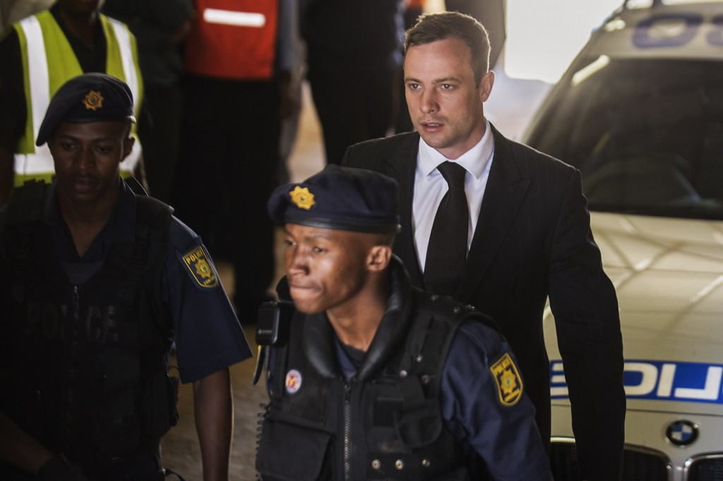 Oscar Pistorius will be released from prison next week ©Getty Images