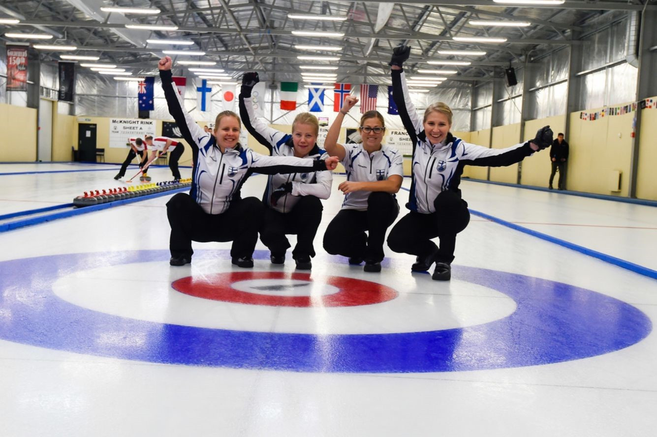 Finland's women and The Netherlands' men qualify for World Curling Championships