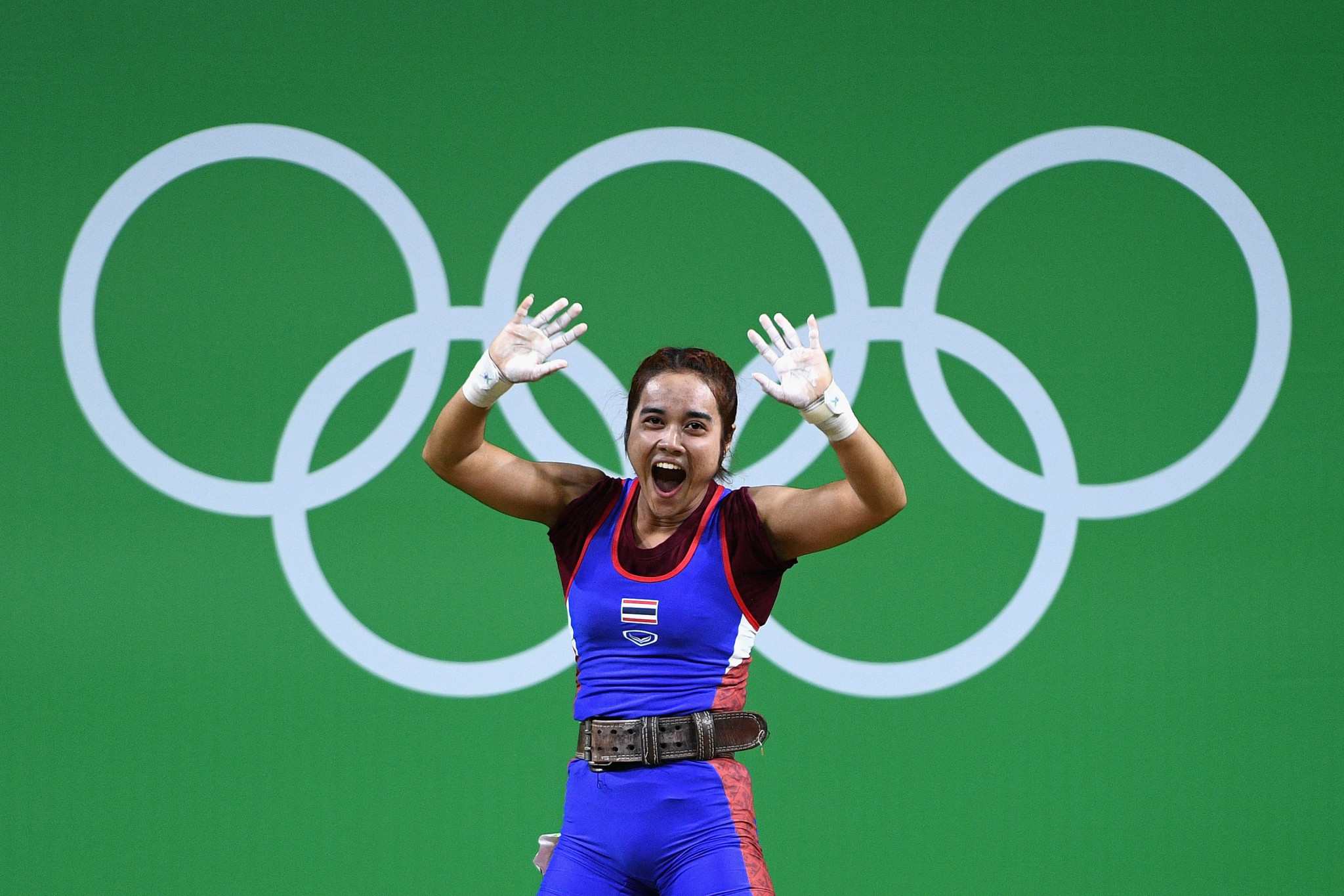 Sopita Tanasan is one of four Thai lifters named by the IWF ©Getty Images