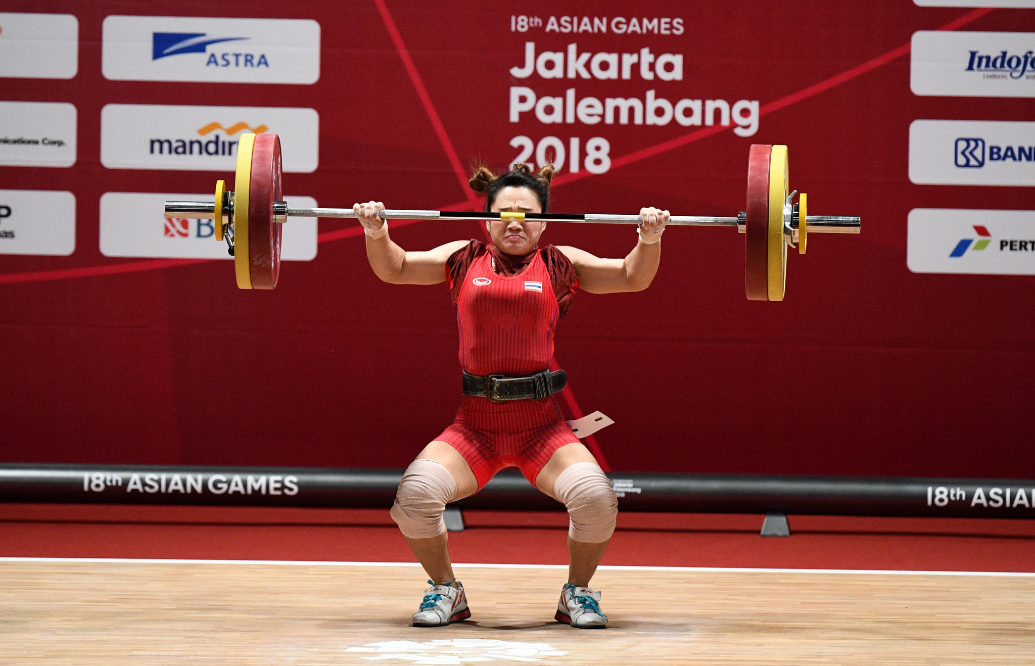 Sukanya Srisurat is another Olympic champion to fail ©Getty Images