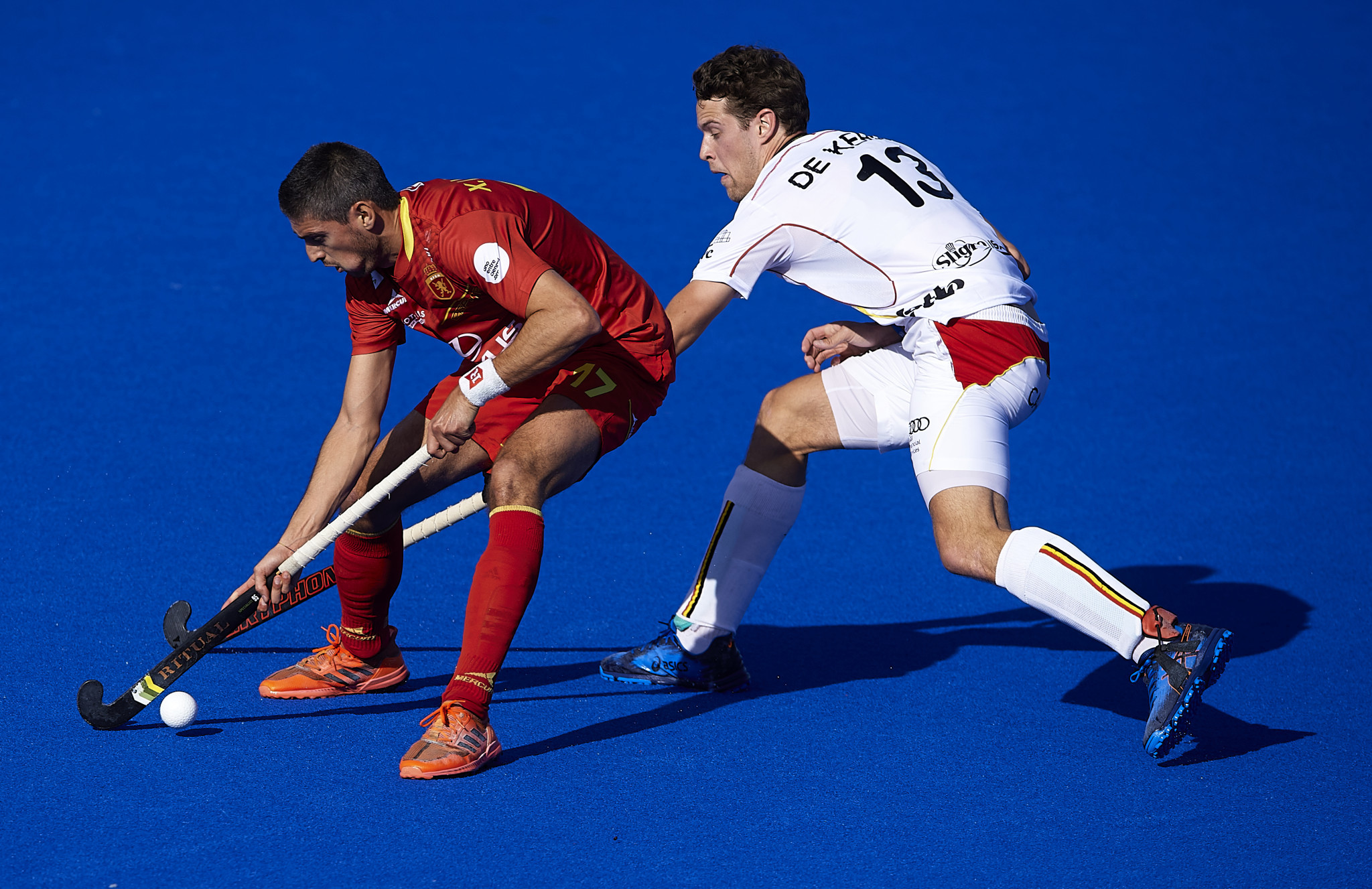 The rights include all FIH Pro League matches, the Tokyo 2020 Olympic qualifiers and the 2022 Hockey World Cups for the territories of Austria, Germany and Switzerland ©Getty Images