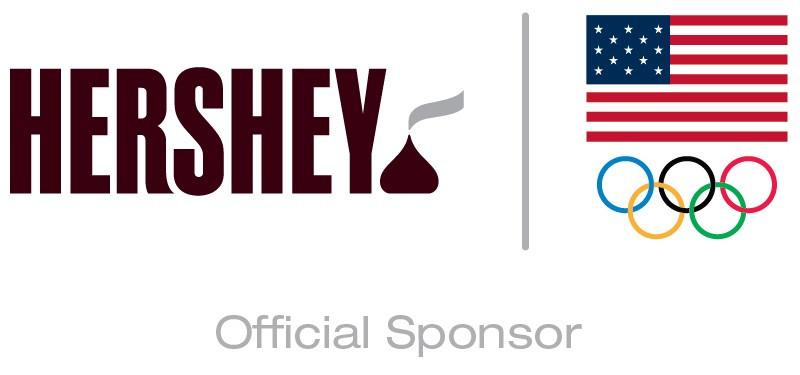 The Hershey Company have agreed a five-year partnership with USOC ©USOC