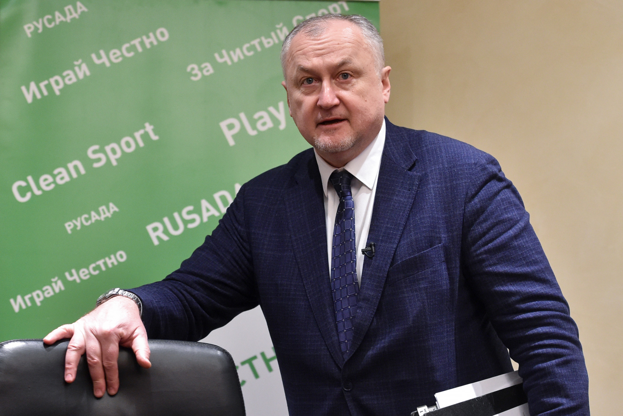 RUSADA director general warns next WADA deadline more difficult than handing over data