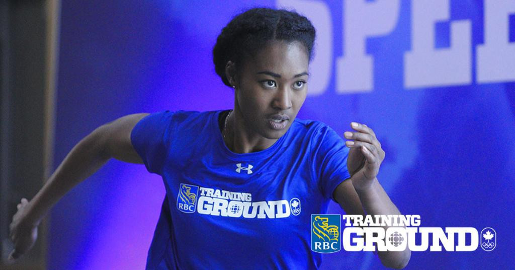 RBC Training Ground will hold a National Final this September for 100 high-potential athletes ©RBC Training Ground