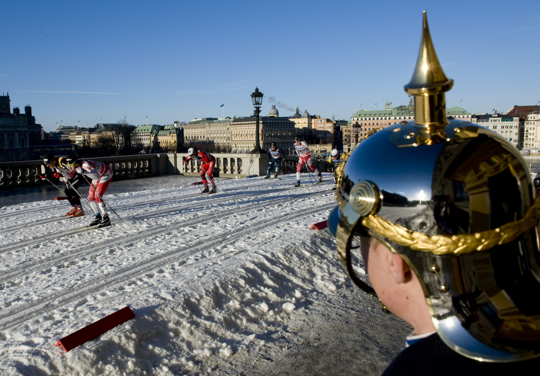 Stockholm is one of two candidates remaining in the 2026 Winter Olympic race ©Getty Images