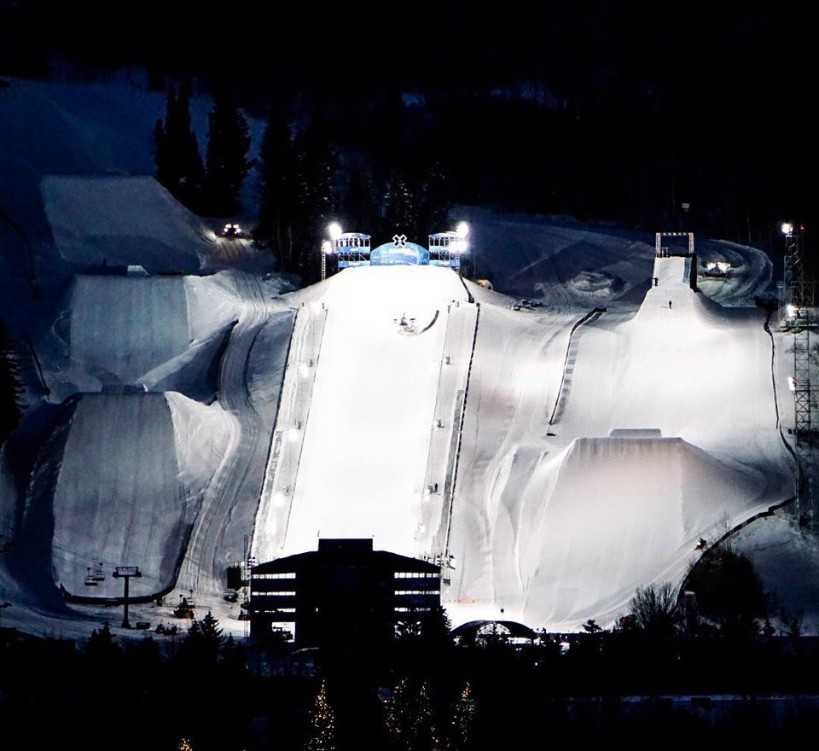 The American ski resort of Aspen will host its 18th consecutive Winter X Games ©X Games