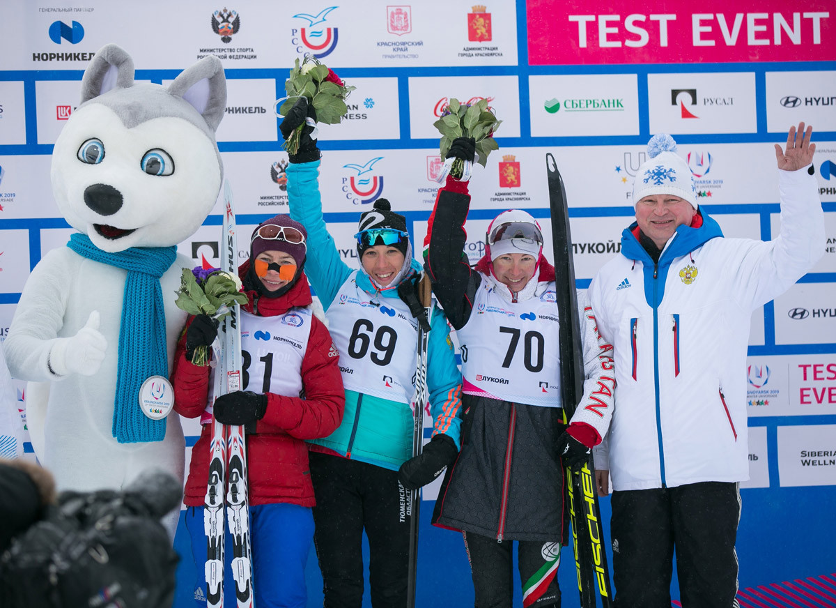 Cross-country skiing test event winner promises incredible atmosphere at Krasnoyarsk 2019