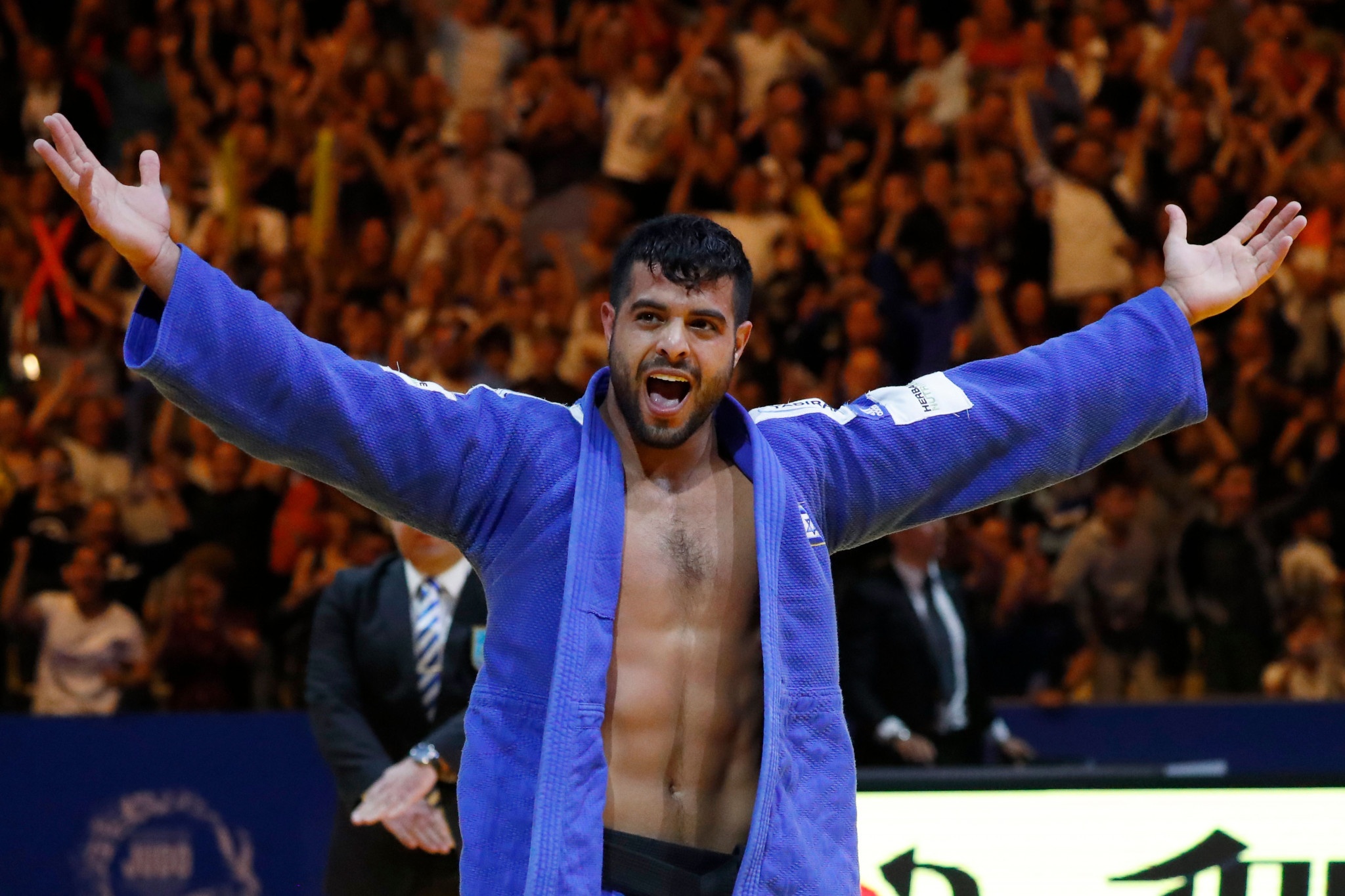 Sagi Muki will be part of a strong Israeli team in Tel Aviv ©Getty Images