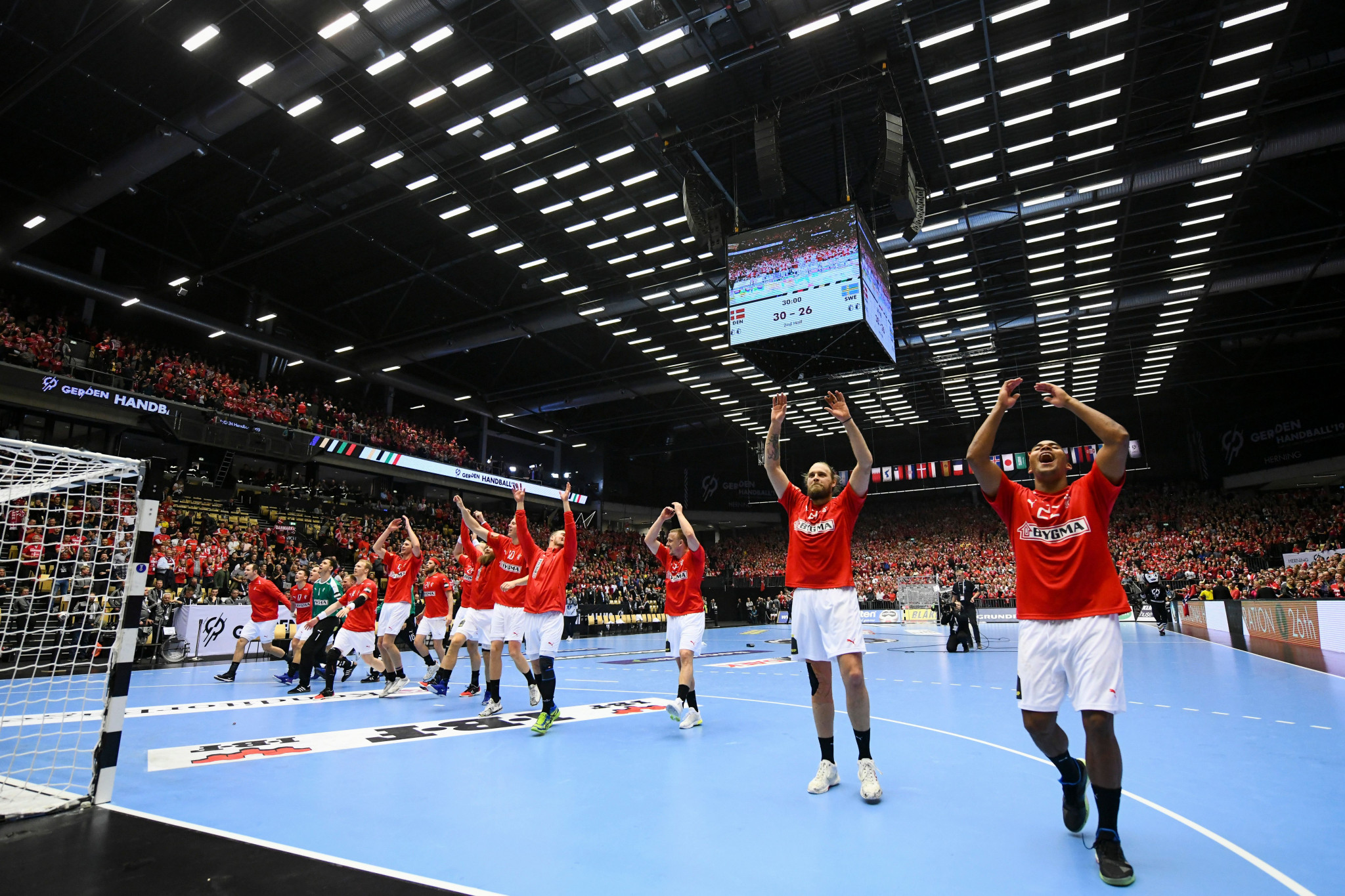Denmark and Norway complete semi-final line-up at IHF Men's Handball World Championship