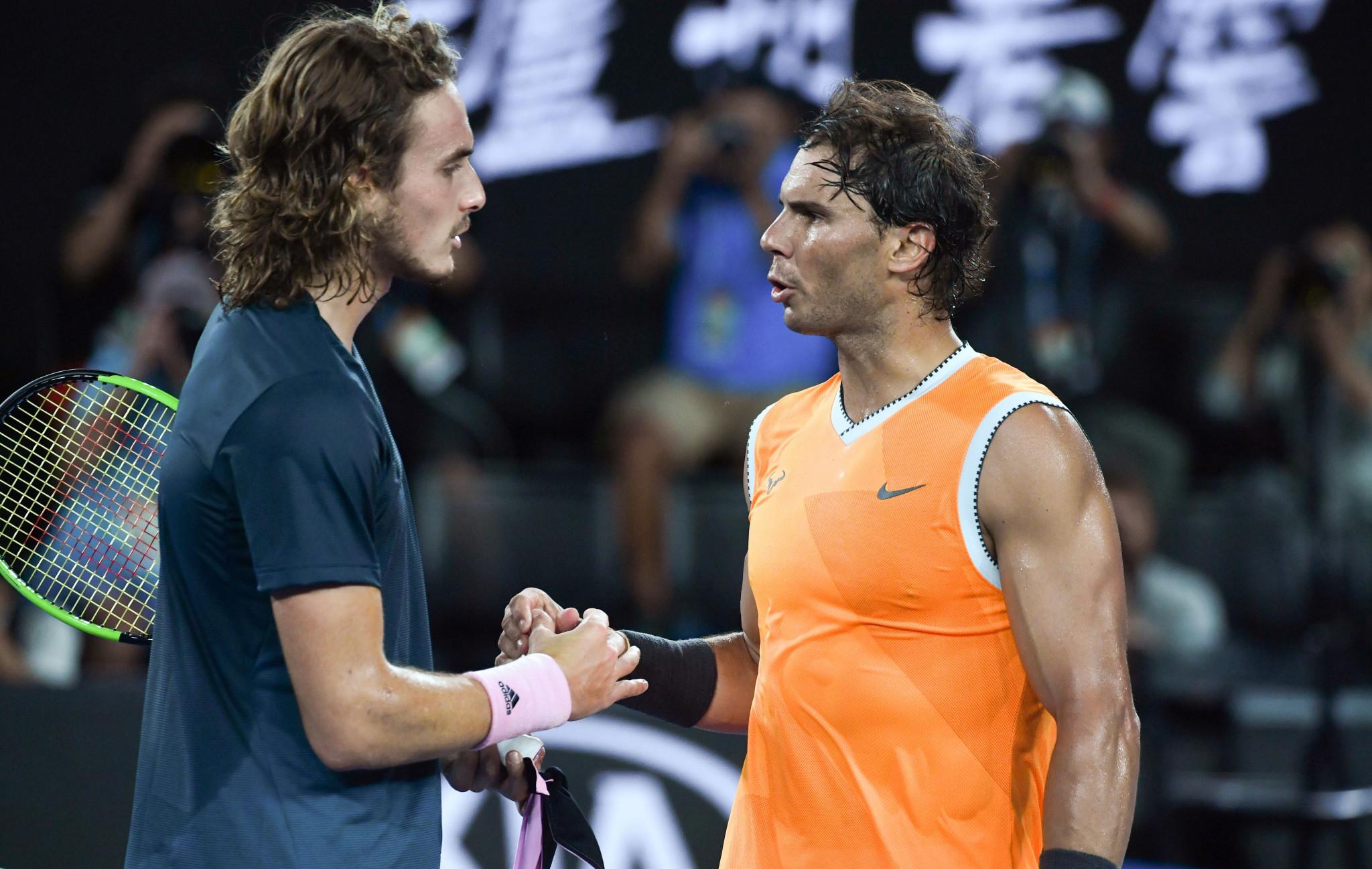 Nadal ends Tsitsipas' run to reach Australian Open final