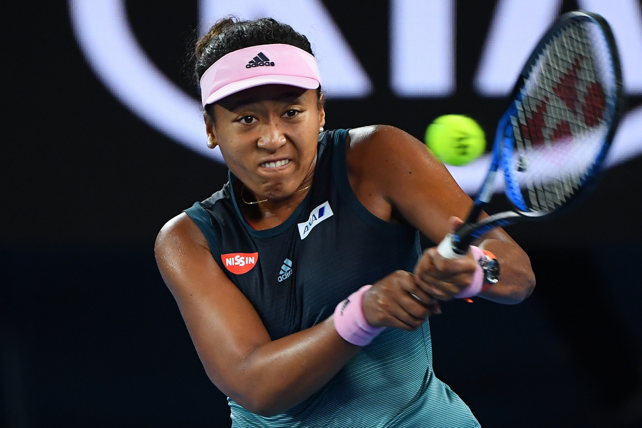 Japan's Naomi Osaka is through to a second consecutive Grand Slam final after beating Czech Republic's Karolína Plíšková in the last four ©Getty Images