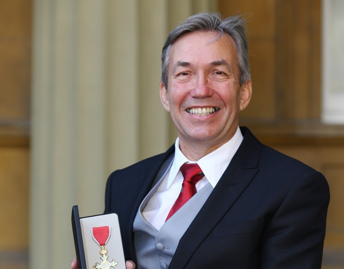 Britain's Nick Webborn, a professor of sport and exercise medicine at the University of Brighton and chair of the British Paralympic Association, has been confirmed as a keynote speaker for the VISTA 2019 Conference ©Getty Images