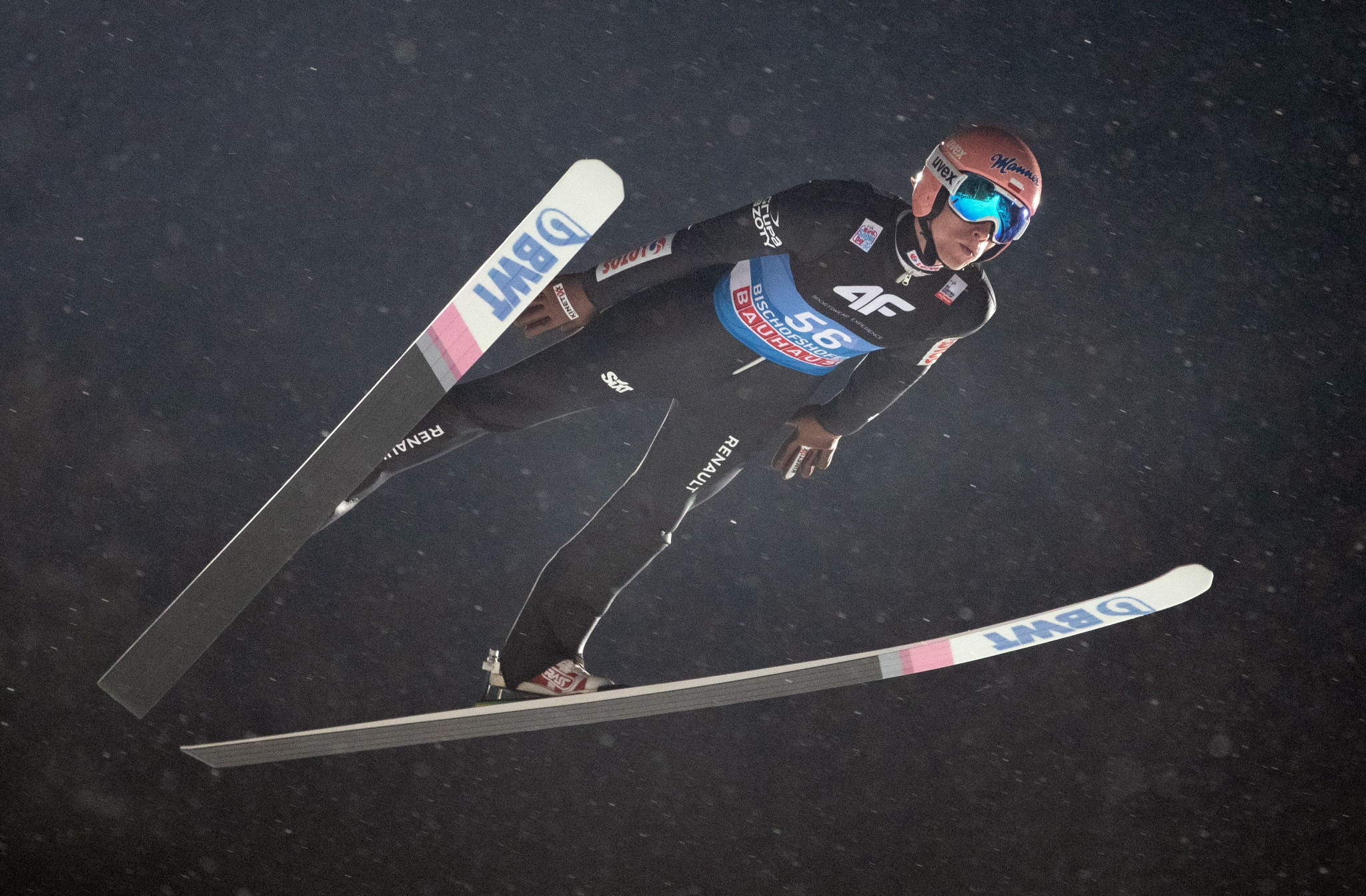 Kobayashi and Lundby seeking further wins as FIS Ski Jumping World Cup season continues