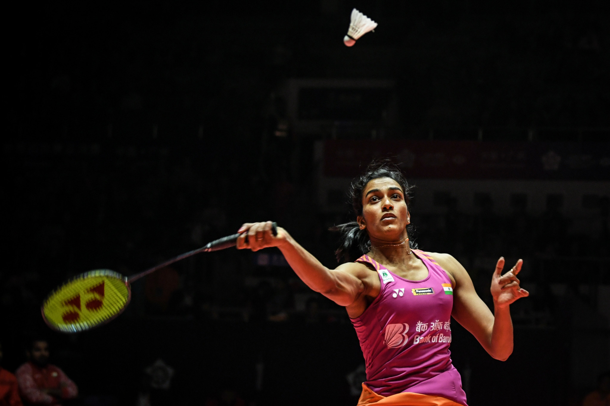India's Pusarla Venkata Sindhu is through to the quarter-finals of the women's singles event ©Getty Images
