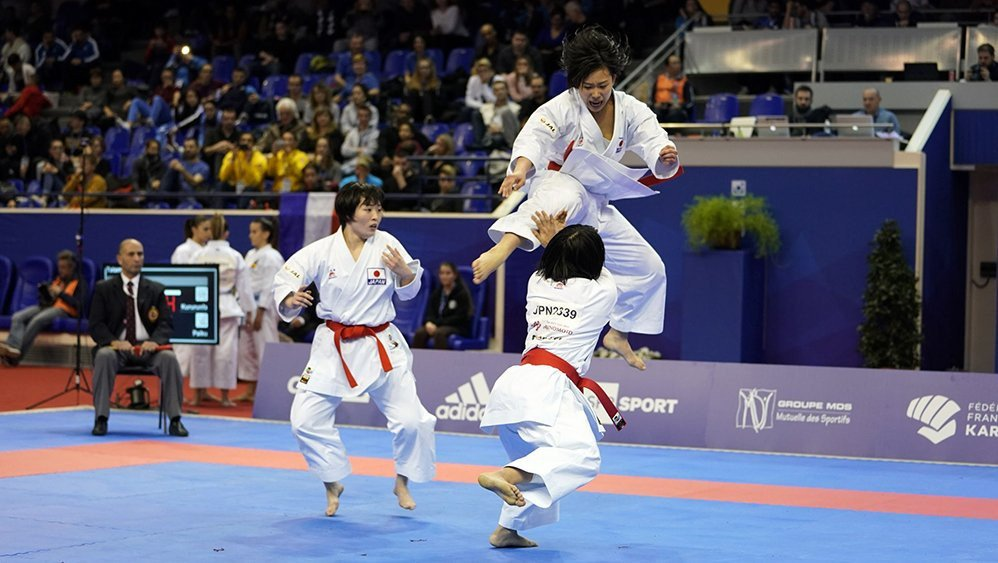 Paris will host the first Karate1-Premier League event of the season this week ©WKF