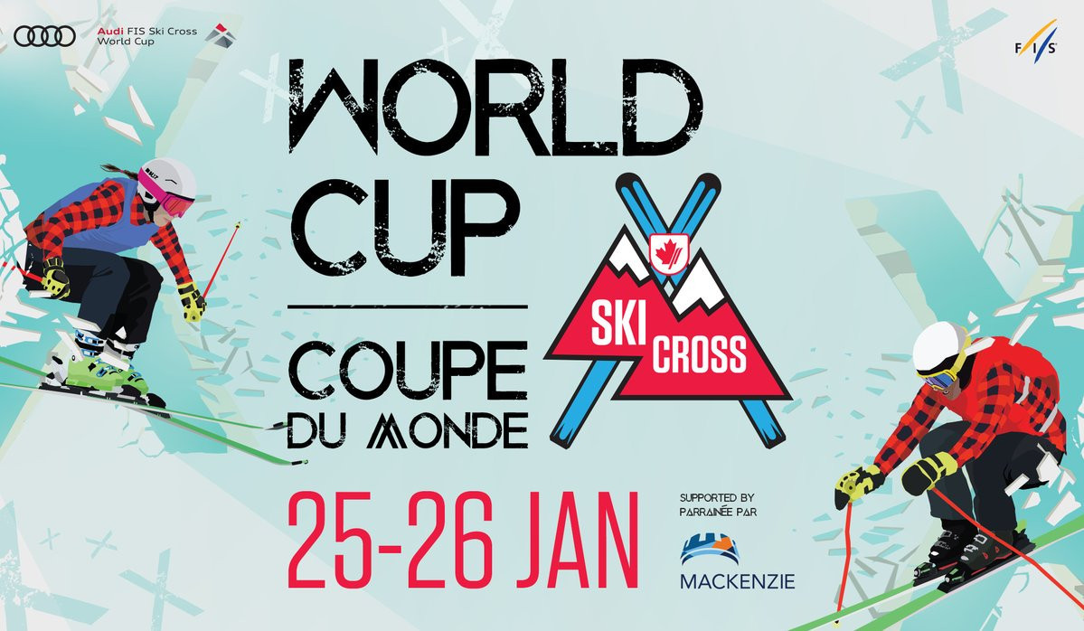 Blue Mountain ready to host last FIS Ski Cross World Cup before Freestyle Ski World Championships