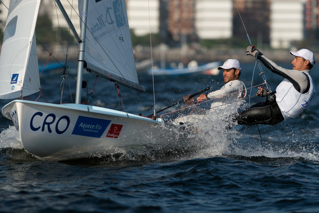 Croatian pair leapfrog defending champions at ISAF 470 World Championships