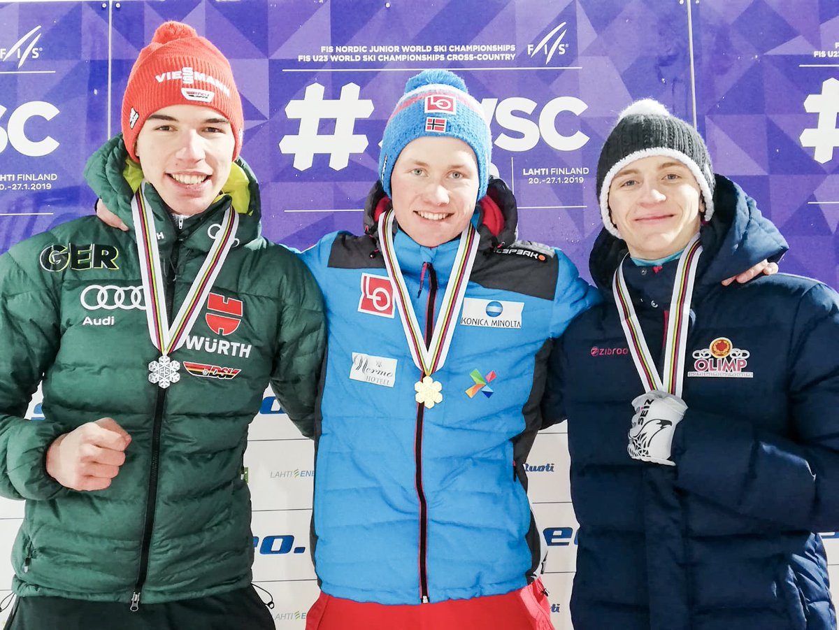 Norway continue success at FIS Junior Nordic World Championships in Lahti
