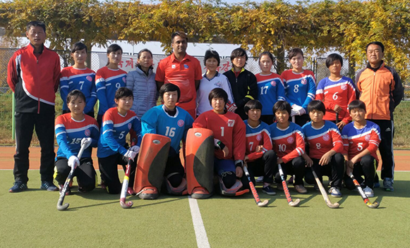FIH launch plan to unite North and South Korea through hockey in time for Tokyo 2020