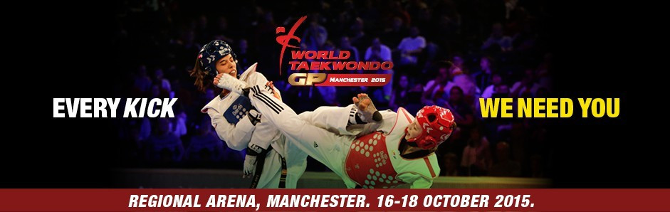 Britain looking to end host nation hoodoo as World Taekwondo Federation Grand Prix series returns home