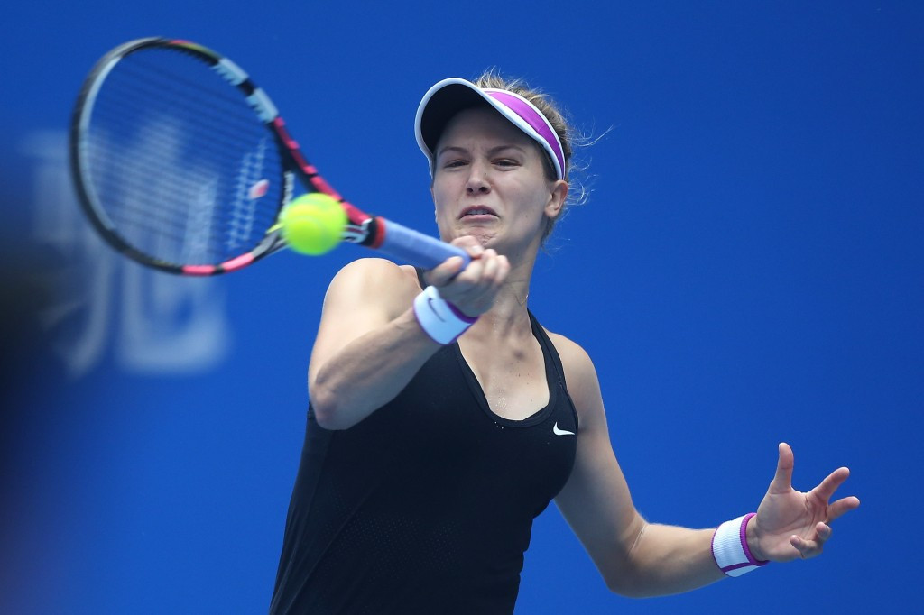 Canadian tennis star Bouchard begins legal action over fall at US Open