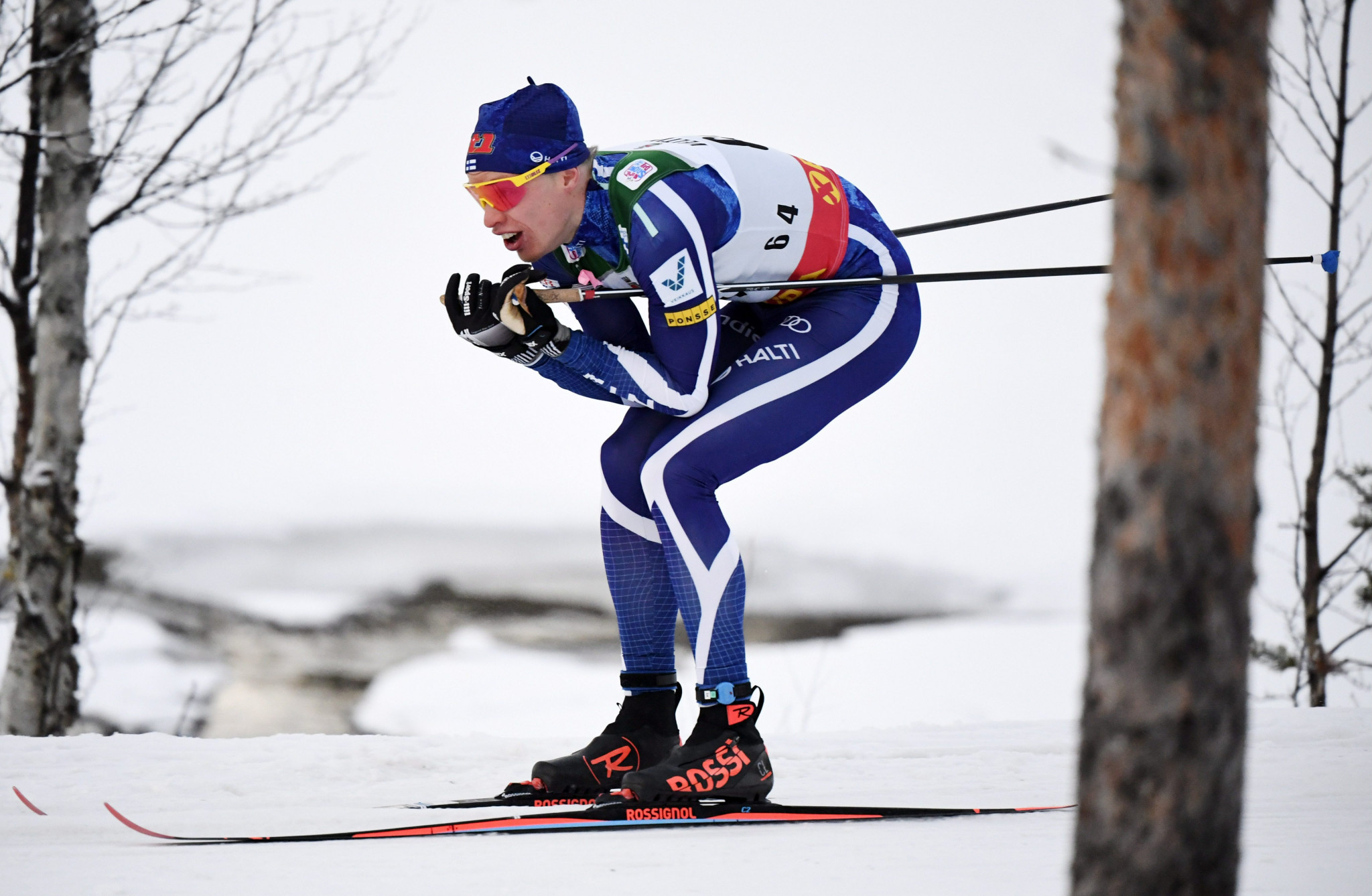 Finland's Iivo Niskanen will look for his second win in a row tomorrow when the latest FIS Cross Country World Cup starts in Ulricehamn ©Getty Images