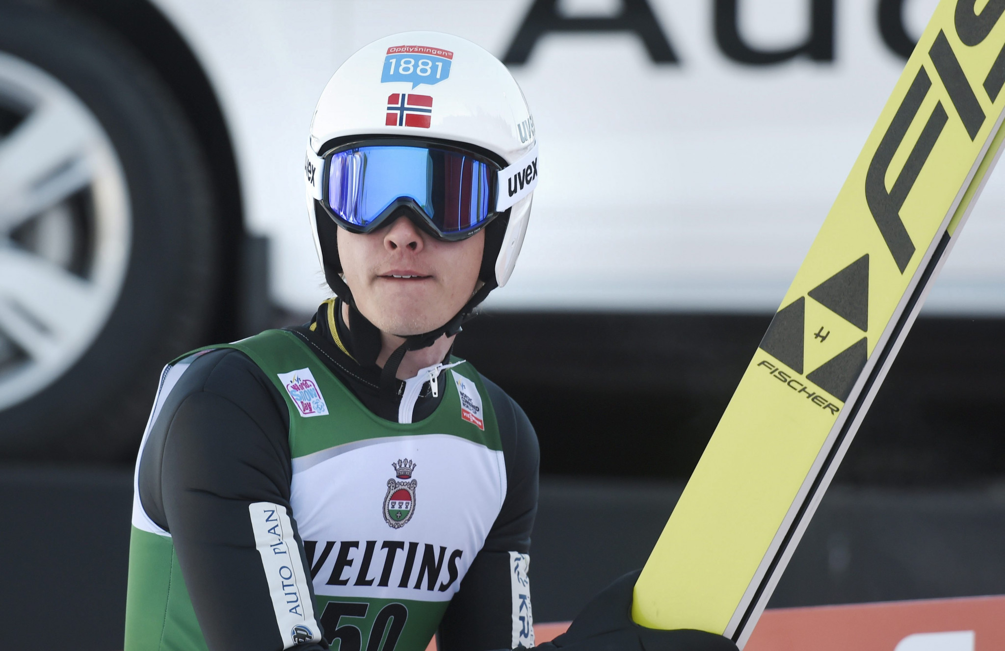 Espen Andersen is among those looking to gain a spot on Norway's team for the 2019 World Championships ©Getty Images