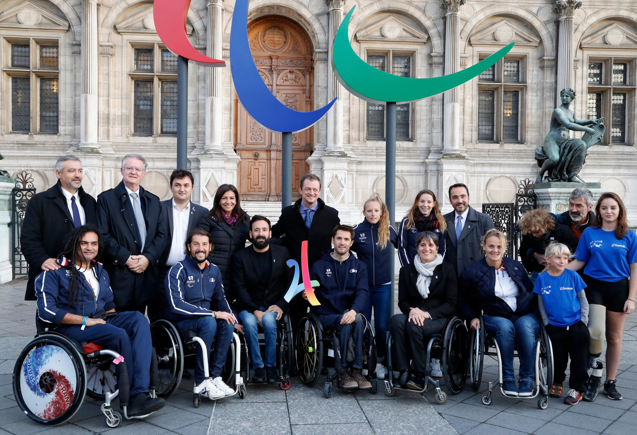 Paralympic Games sports for Paris 2024 unchanged from Tokyo 2020 as cerebral palsy football misses out on place