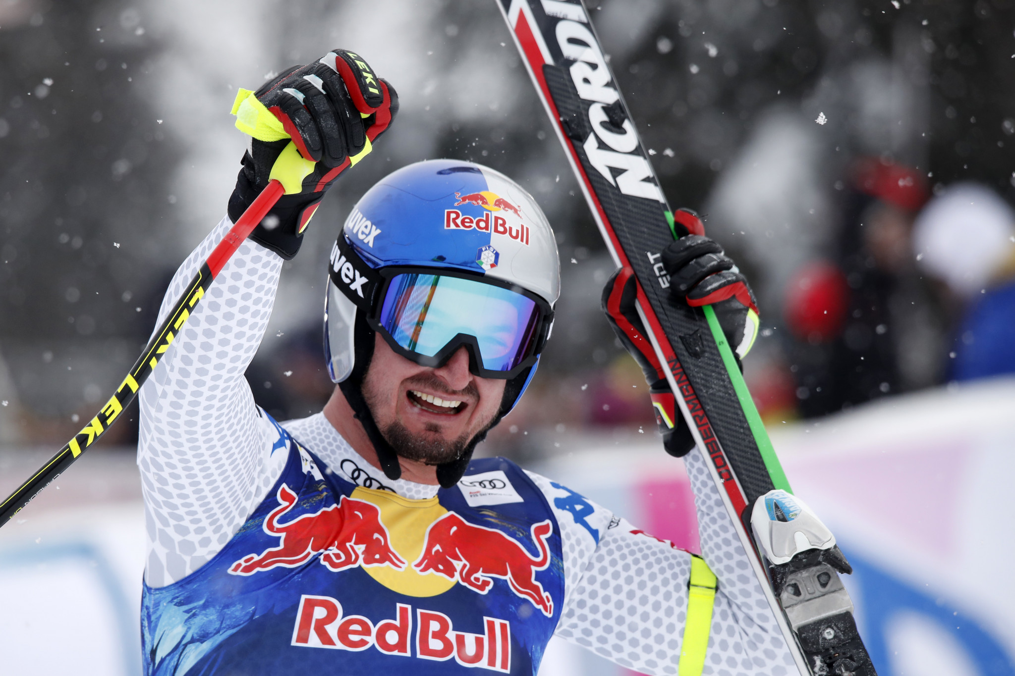 Paris claims third downhill success at FIS Alpine Skiing World Cup in Kitzbühel
