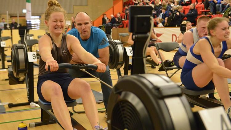Copenhagen is set to host the European Indoor Rowing Championships ©World Rowing