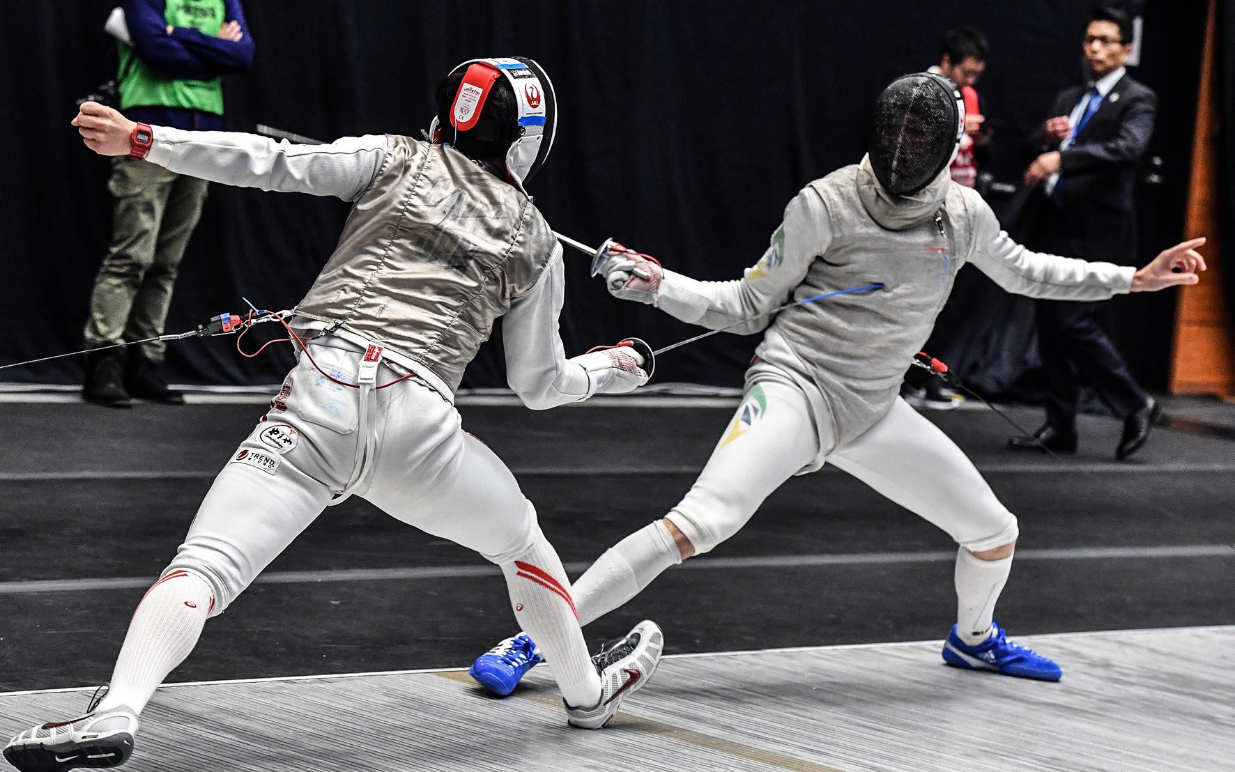 China's Qiang earns clash with top seed at FIE Men's Foil World Cup in Tokyo