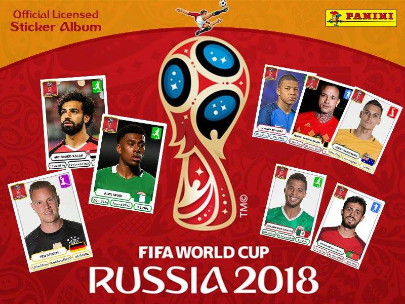 FIFA World Cup in Russia lifts Panini to record revenue mark