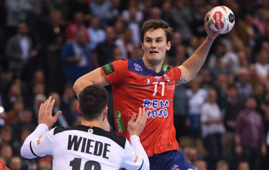 Norway defeated hosts Germany to secure a place in the final of the IHF Men's Handball World Championships ©Getty Images