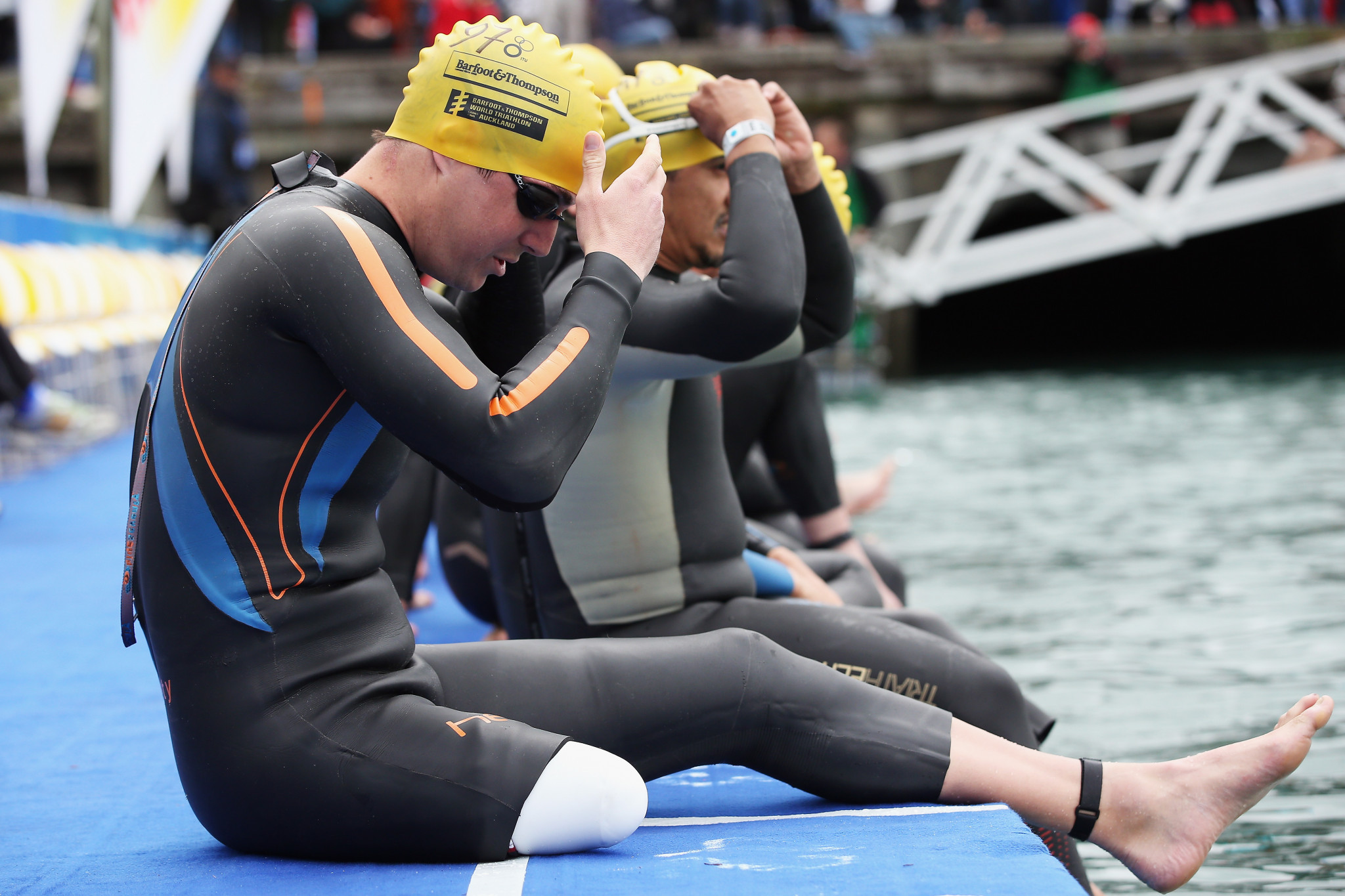Course to host triathlon at Los Angeles 2028 to stage United States Paratriathlon National Championships