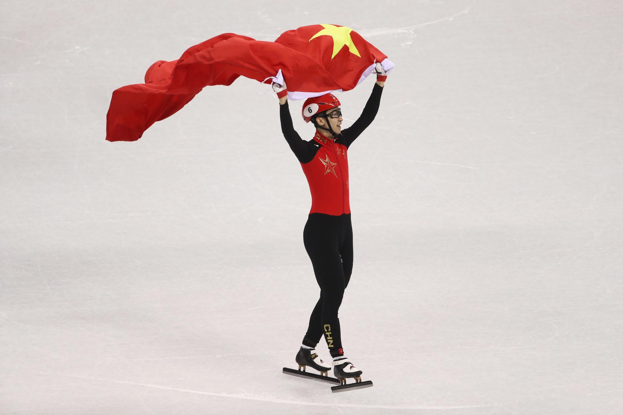 China set two world junior records as ISU World Junior Short Track Championships begin