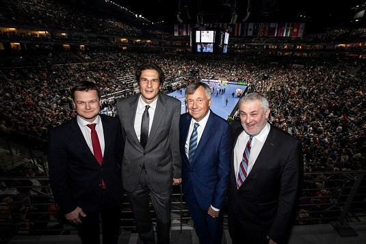 EHF and German Sport University Cologne extend partnership until 2021
