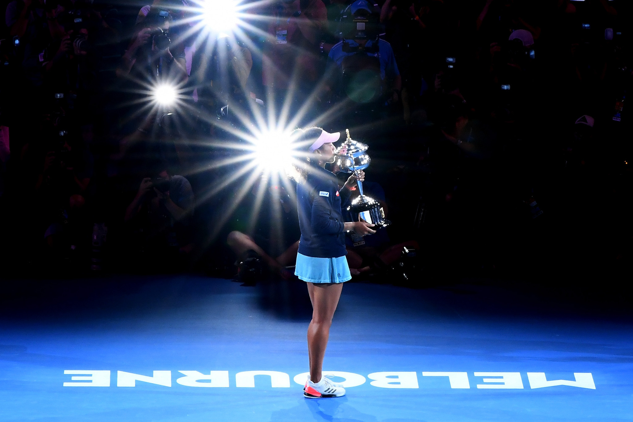 Osaka clinches Australian Open title after three set battle with Kvitová