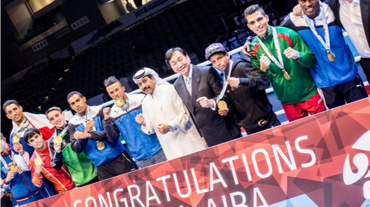 Two more gold medals see Cuba top standings as AIBA World Boxing Championships draw to a close