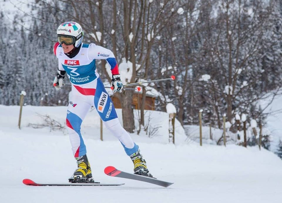 Reymond consolidates lead in FIS Telemark World Cup with win in Pralognan-la-Vanoise