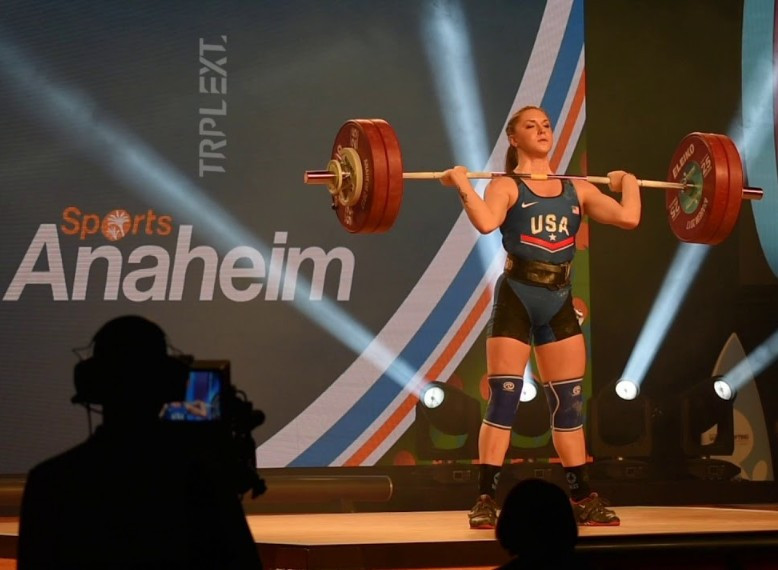 American Mattie Rogers is set to be awarded the silver medal from the 2017 IWF World Championships in the 68 kilograms category after the original winner, Albania's Romela Begaj, tested positive for banned drugs ©YouTube