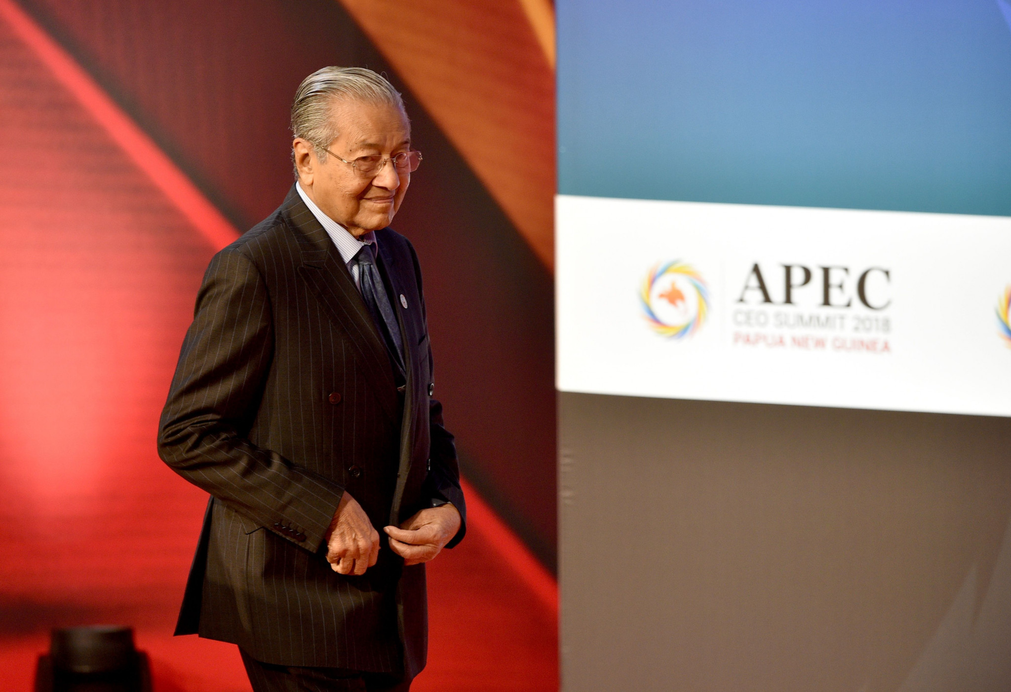 Malaysian Prime Minister, Mahathir Mohamad, had claimed earlier this month that there was