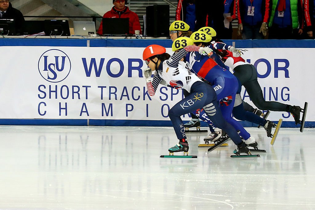South Korea dominate day two at ISU World Junior Short Track Championships