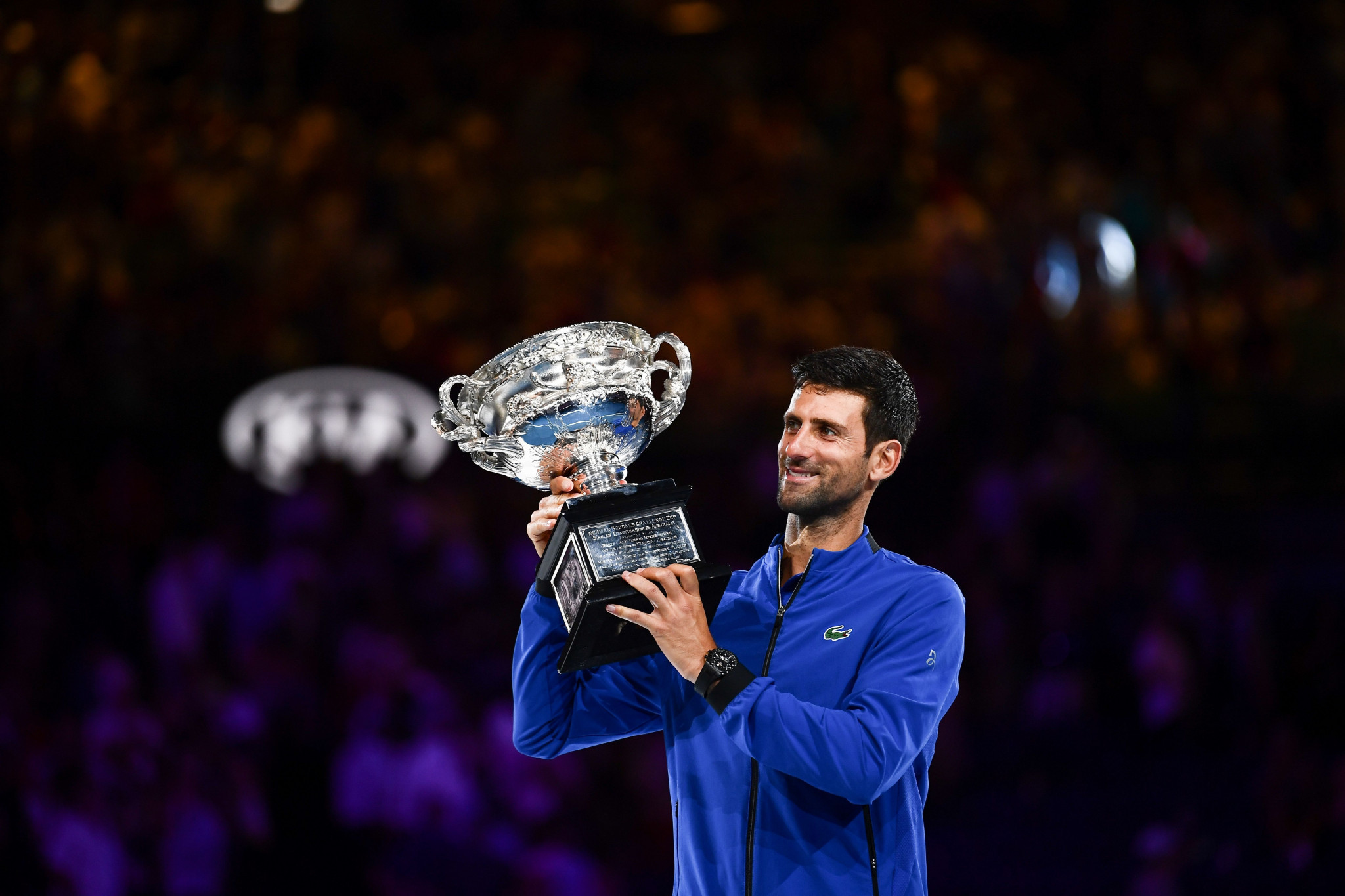 Nadal no match for Djokovic as Serbian claims seventh Australian Open crown