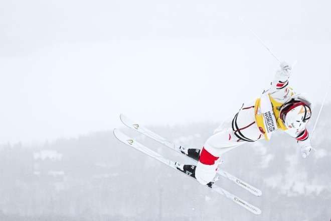 Kingsbury returns to top of Moguls World Cup podium after Lake Placid lapse