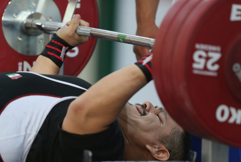 Mexico City will suceed Dubai as hosts of the IPC Powerlifting World Championships ©Getty Images