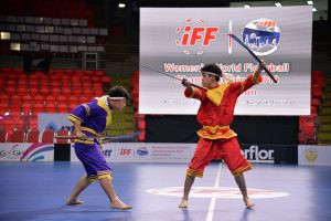 The tournament was preceded by an Opening Ceremony  ©IFF