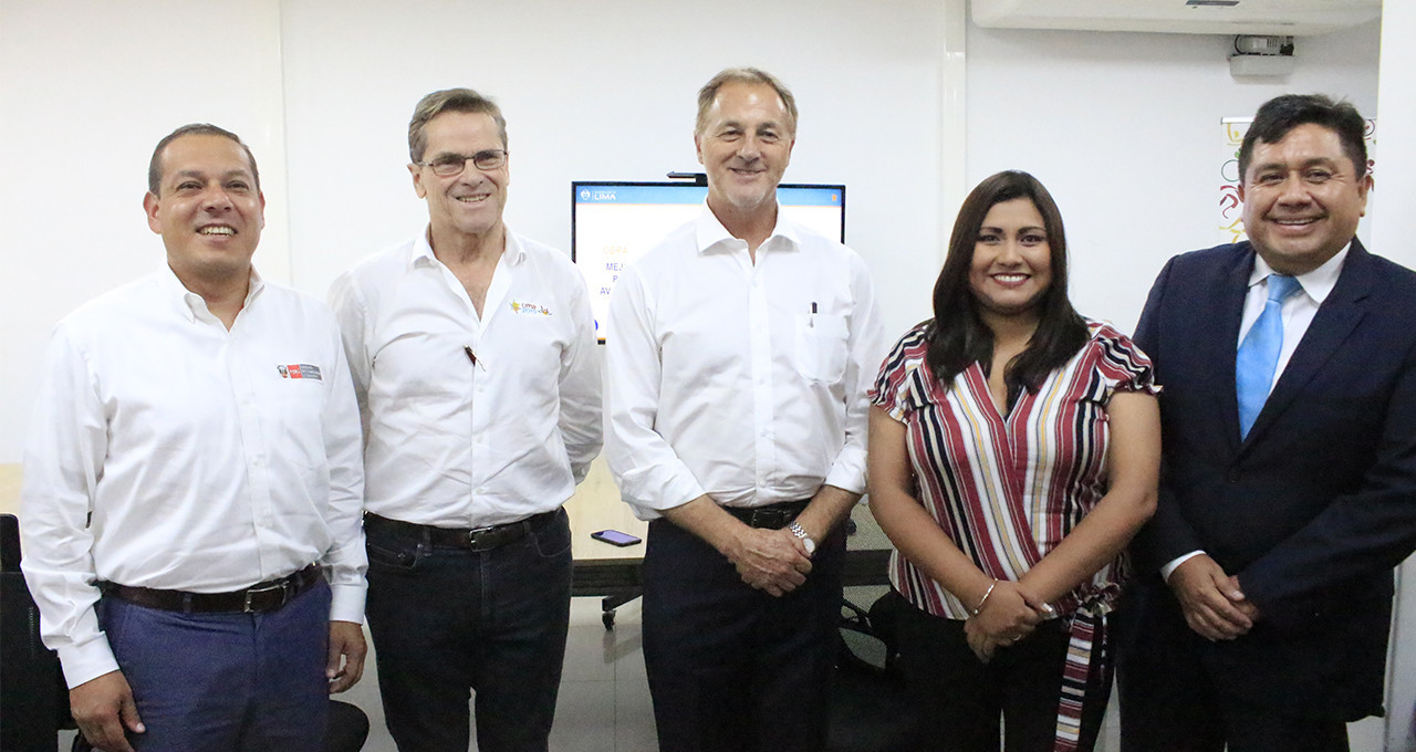 Organisers of the Lima 2019 Pan American Games have met with the city's Mayor Jorge Muñoz and national and district authorities ©Lima 2019