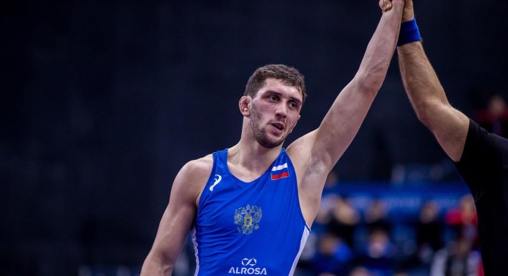 Russia ensure freestyle clean sweep on final day of UWW Ivan Yariguin Grand Prix